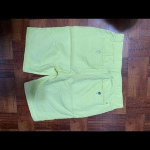 """Calvin Klein 7"""" shorts."""